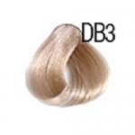 Южно-русский волос на капсуле 50см №DB3 25шт